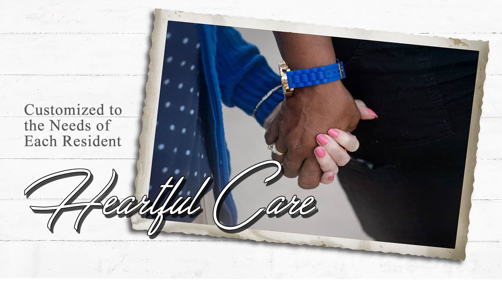 Heartful Care: Customized to the Needs of Each Resident